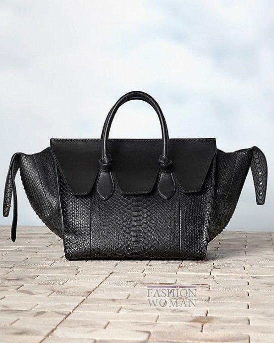 Модные сумки Celine осень-зима 2013-2014 фото №43