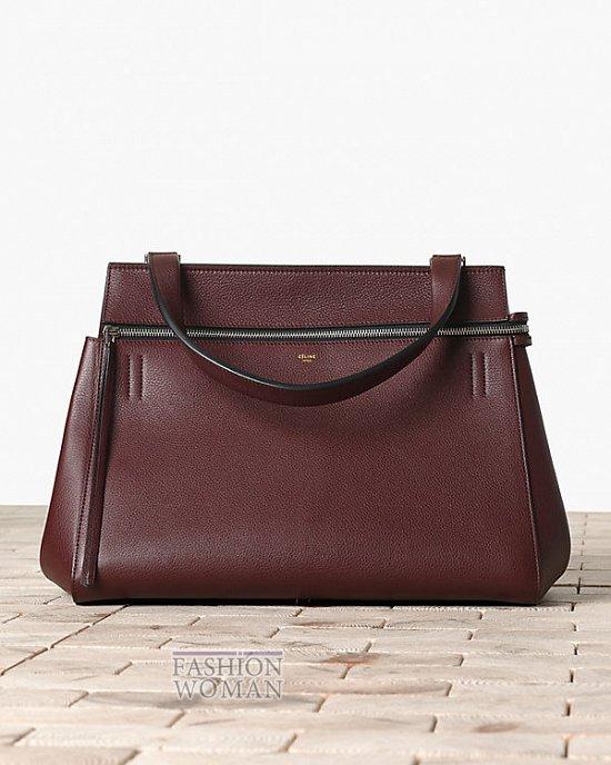 Модные сумки Celine осень-зима 2013-2014 фото №44
