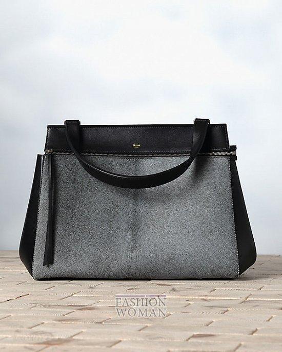 Модные сумки Celine осень-зима 2013-2014 фото №45