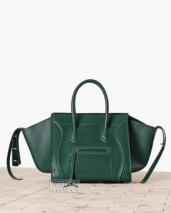 Модные сумки Celine осень-зима 2013-2014 фото №48