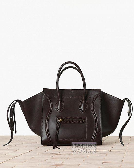 Модные сумки Celine осень-зима 2013-2014 фото №49