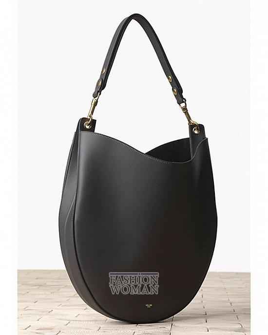Модные сумки Celine осень-зима 2013-2014 фото №50