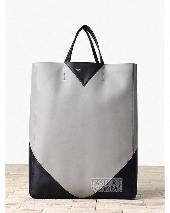 Модные сумки Celine осень-зима 2013-2014 фото №56