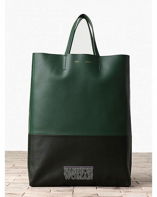 Модные сумки Celine осень-зима 2013-2014 фото №57