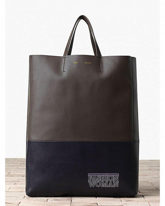 Модные сумки Celine осень-зима 2013-2014 фото №58