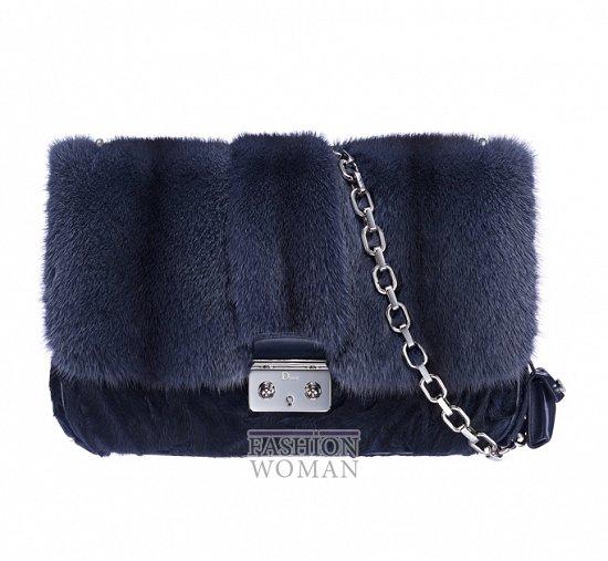 Модные сумки осень-зима 2012-2013 фото №1