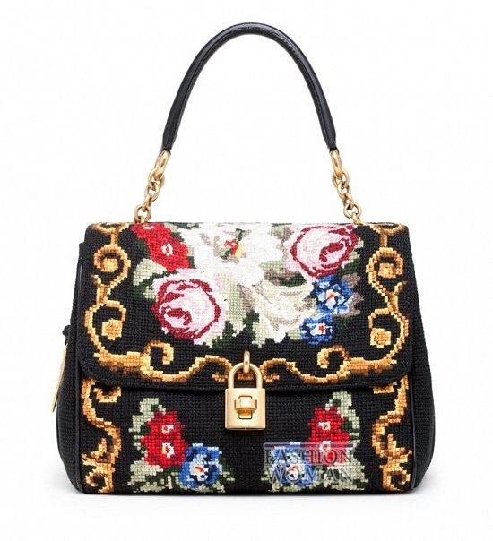 Модные сумки осень-зима 2012-2013 фото №2