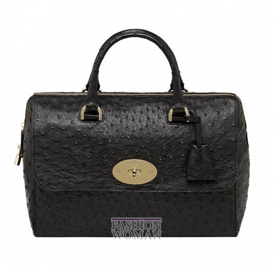 Модные сумки осень-зима 2012-2013 фото №11