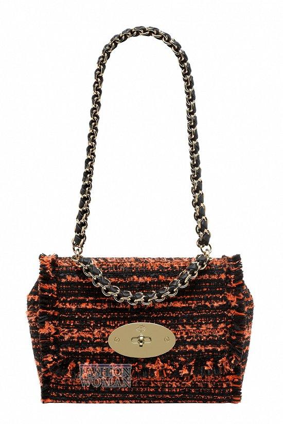 Модные сумки осень-зима 2012-2013 фото №12