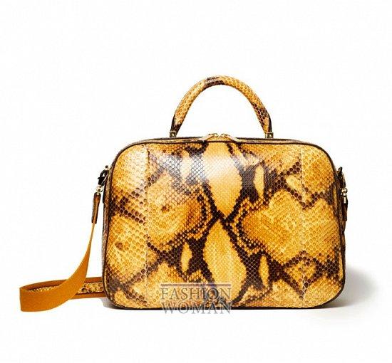 Модные сумки осень-зима 2012-2013 фото №13