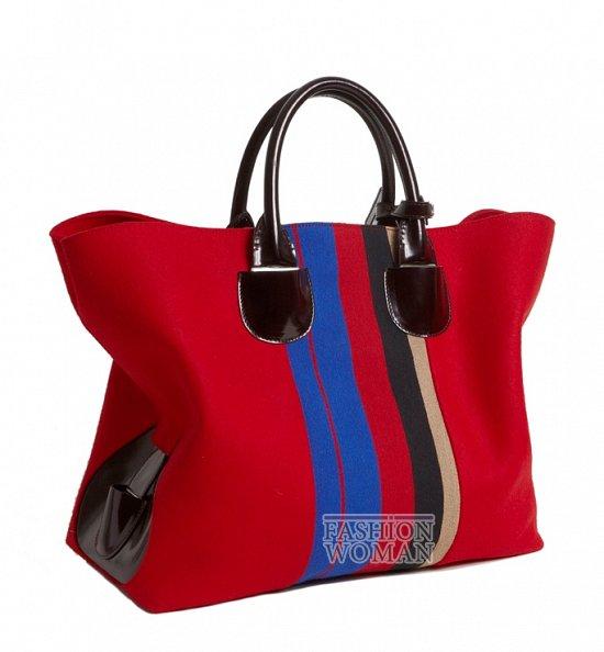 Модные сумки осень-зима 2012-2013 фото №16