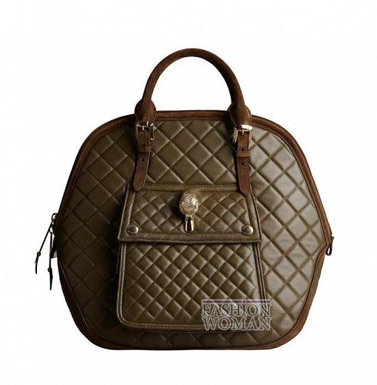 Модные сумки осень-зима 2012-2013 фото №17