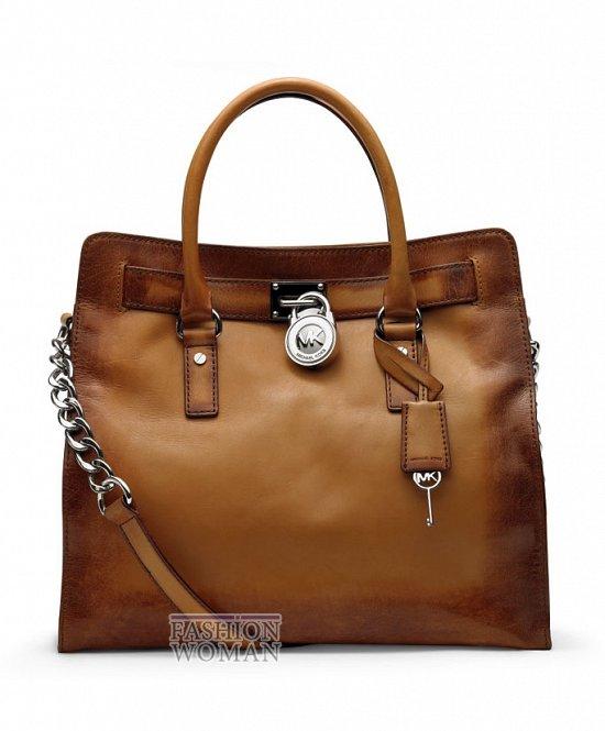 Модные сумки осень-зима 2012-2013 фото №18