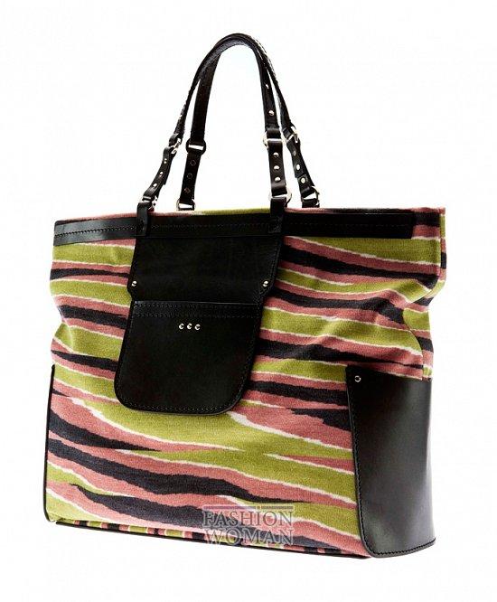 Модные сумки осень-зима 2012-2013 фото №21