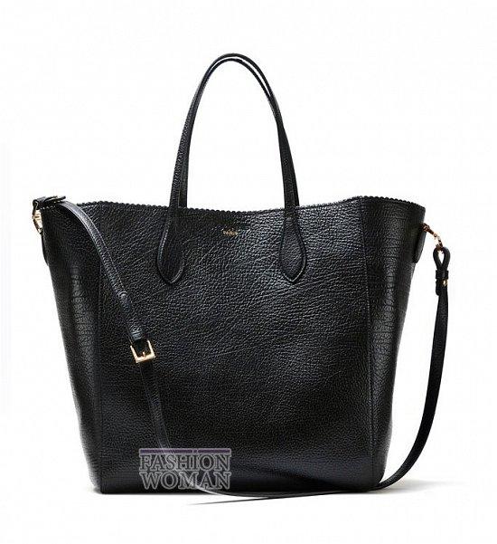 Модные сумки осень-зима 2012-2013 фото №22
