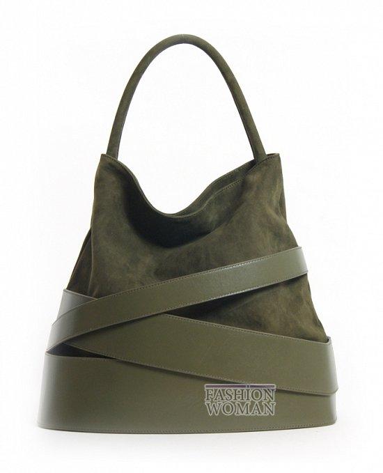 Модные сумки осень-зима 2012-2013 фото №23