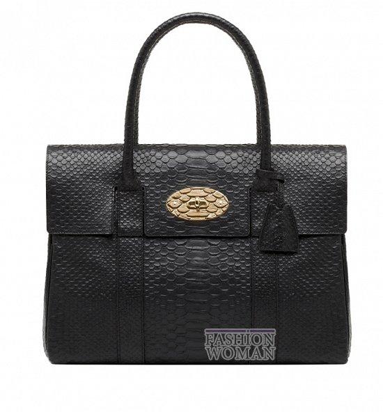 Модные сумки осень-зима 2012-2013 фото №25