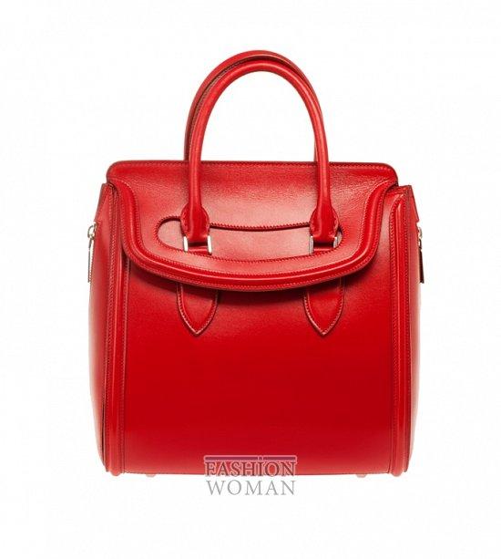 Модные сумки осень-зима 2012-2013 фото №26