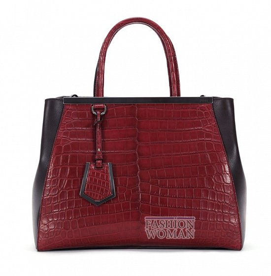 Модные сумки осень-зима 2012-2013 фото №29