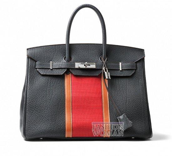 Модные сумки осень-зима 2012-2013 фото №30
