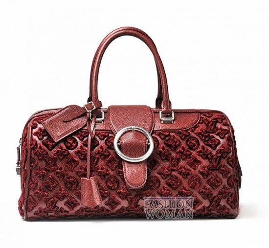 Модные сумки осень-зима 2012-2013 фото №4