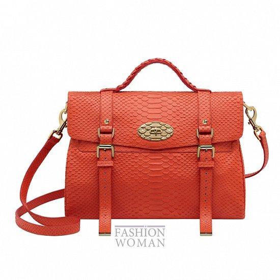 Модные сумки осень-зима 2012-2013 фото №33