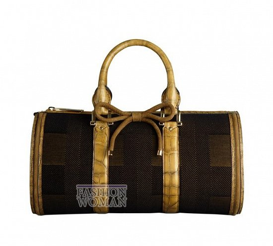 Модные сумки осень-зима 2012-2013 фото №35