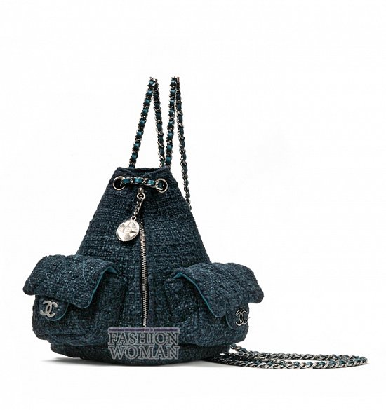Модные сумки осень-зима 2012-2013 фото №5