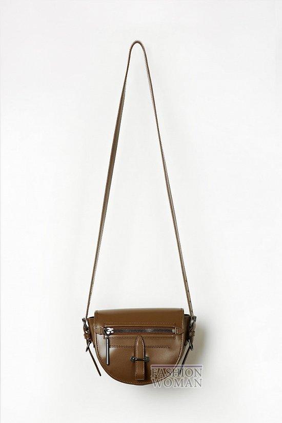 Модные сумки осень-зима 2012-2013 фото №45