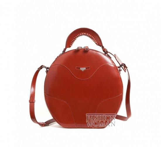 Модные сумки осень-зима 2012-2013 фото №48