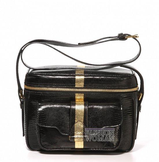 Модные сумки осень-зима 2012-2013 фото №49