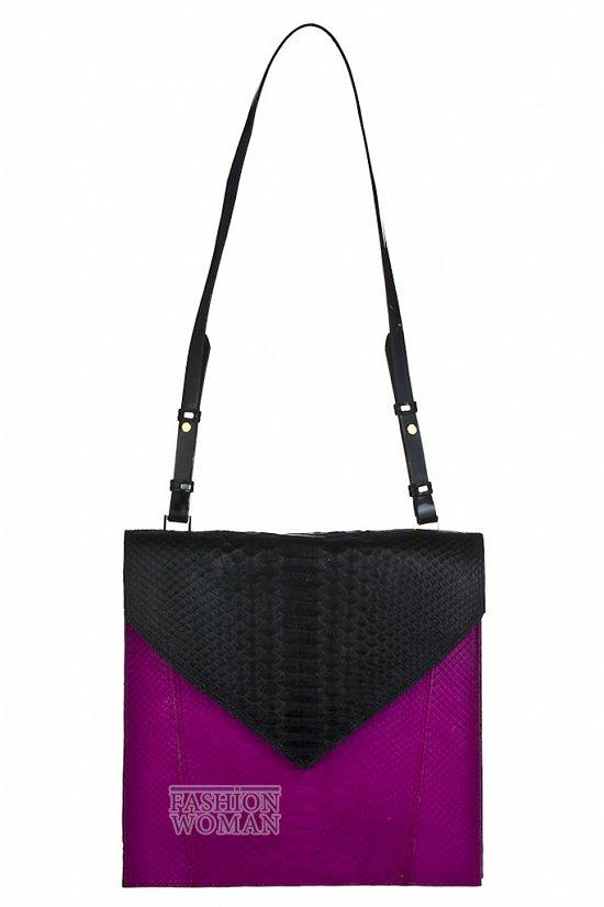 Модные сумки осень-зима 2012-2013 фото №52