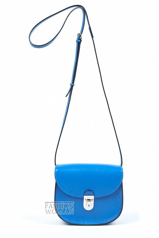 Модные сумки осень-зима 2012-2013 фото №54