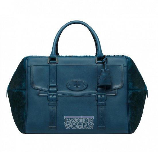 Модные сумки осень-зима 2012-2013 фото №56