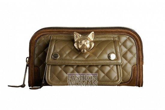 Модные сумки осень-зима 2012-2013 фото №57
