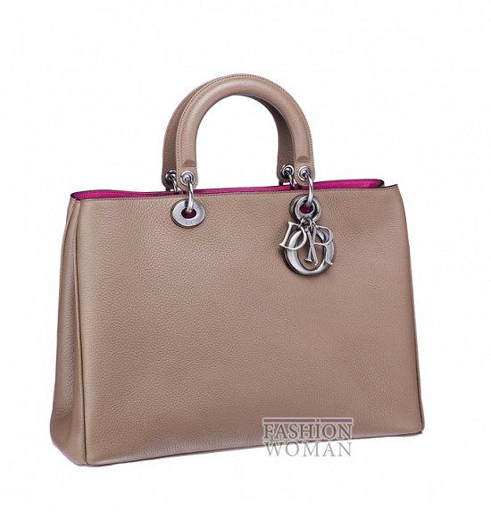 Модные сумки осень-зима 2012-2013 фото №59