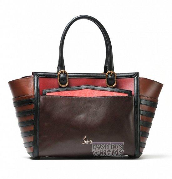 Модные сумки осень-зима 2012-2013 фото №60