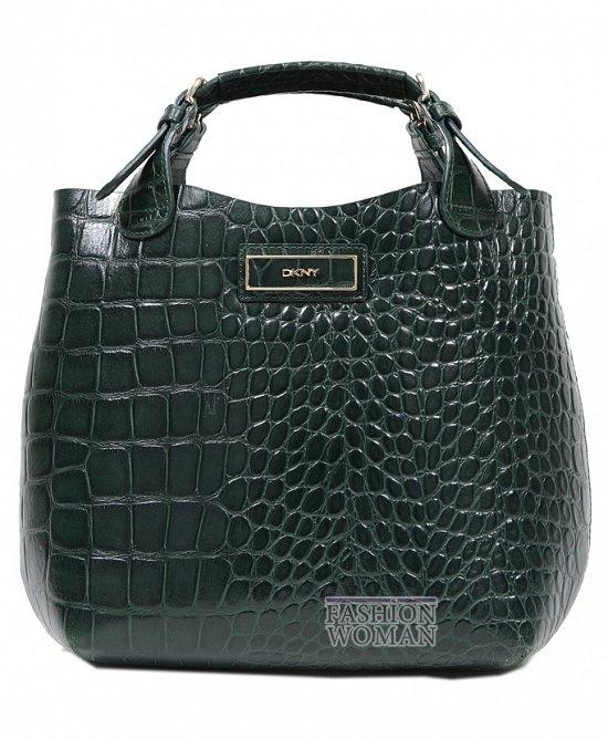 Модные сумки осень-зима 2012-2013 фото №63