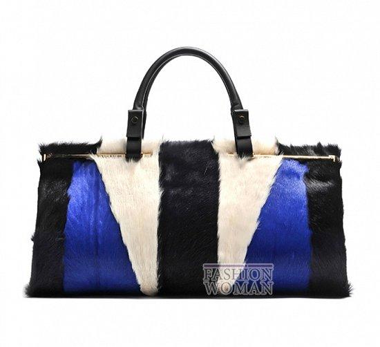 Модные сумки осень-зима 2012-2013 фото №8