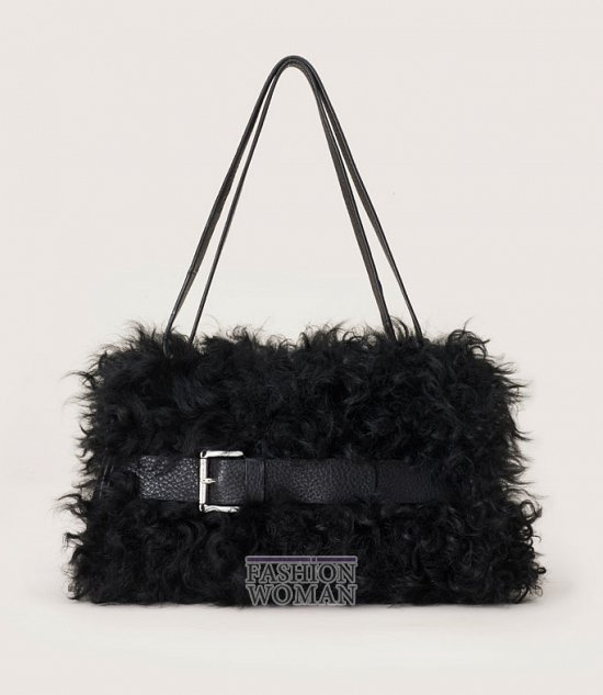 Модные сумки осень-зима 2012-2013 фото №9