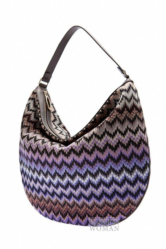 Модные сумки осень-зима 2012-2013 фото №10
