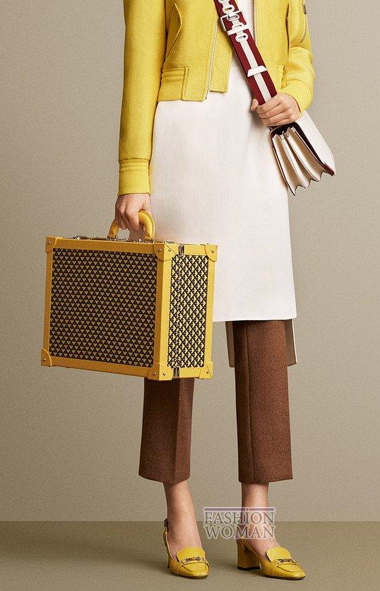 Модные сумки осень зима 2015