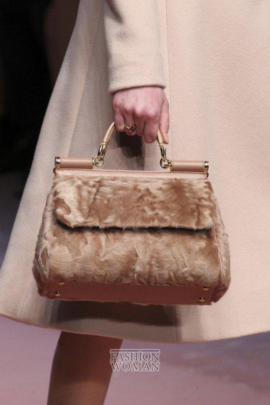 Модные сумки осень-зима 2015-2016  фото №7