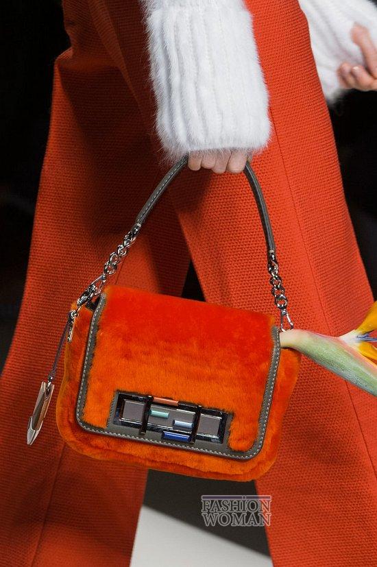 Модные сумки осень-зима 2015-2016  фото №8