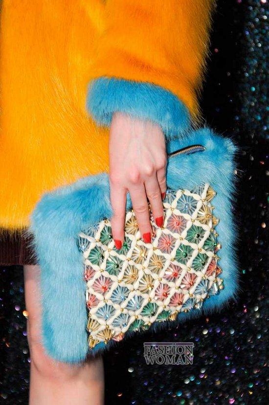 Модные сумки осень-зима 2015-2016  фото №11