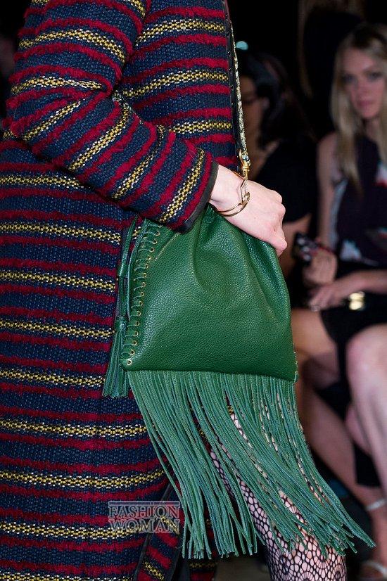 Модные сумки осень-зима 2015-2016  фото №18