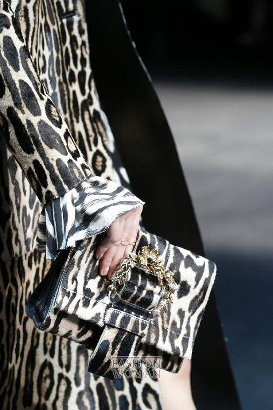 Модные сумки осень-зима 2015-2016  фото №30