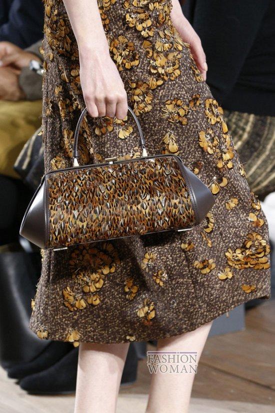Модные сумки осень-зима 2015-2016  фото №34