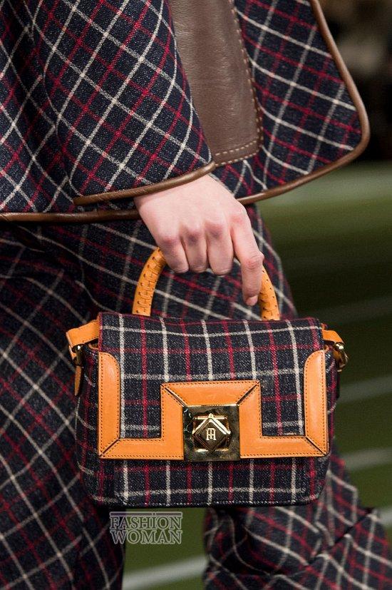 Модные сумки осень-зима 2015-2016  фото №35
