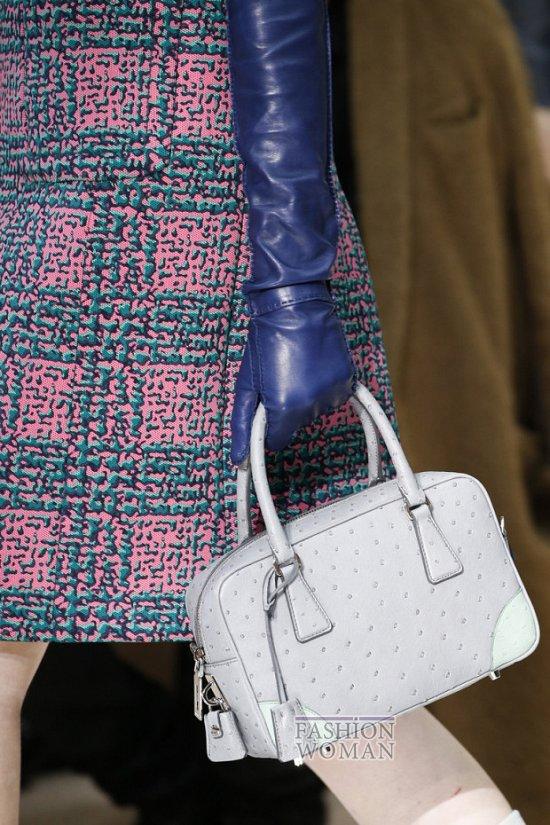 Модные сумки осень-зима 2015-2016  фото №36